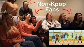 BTS - DNA Non Kpop Fan Reaction