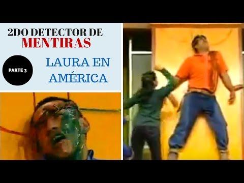 Segundo detector de mentiras - Laura bozzo (Parte 3)
