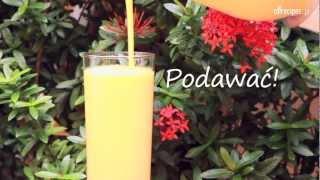 Przepis na lassi z mango