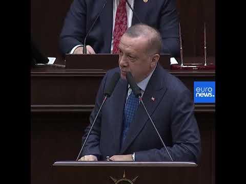 Ερντογάν: «Δεν υπάρχει διαφορά από αυτό που έκαναν οι ναζί και των εικόνων στα σύνορα με την Ελλάδα»