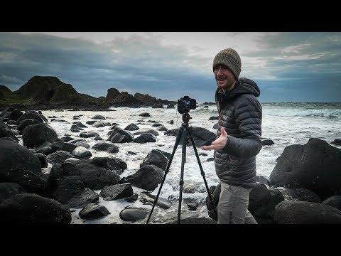 Landscape Photography | A Black & White Day