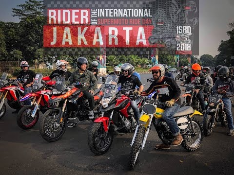 International Supermoto Ride Day 2018