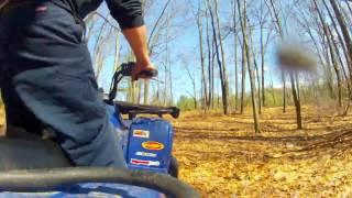 9. ATV Ride | Yamaha Bear Tracker