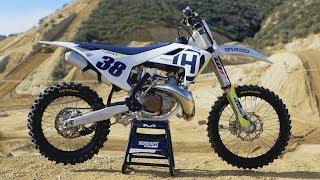 5. First Ride 2018 Husqvarna TC250 - Motocross Action Magazine