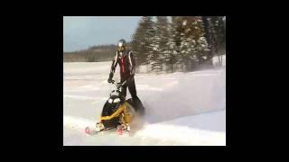 8. Ski doo rev 600 HO Sdi -2006