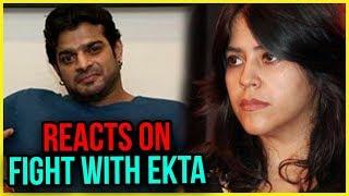 Video Karan Patel REACTS On FIGHT With Ekta Kapoor Because Of Bigg Boss 11 | TellyMasala MP3, 3GP, MP4, WEBM, AVI, FLV Desember 2017