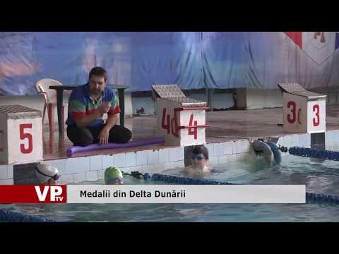 Medalii din Delta Dunării