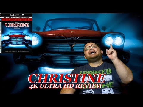 Christine 4K Ultra HD Review