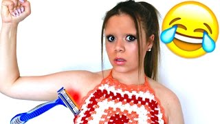 Trying Guy Products GONE WRONG! | Krazyrayray by Krazyrayray