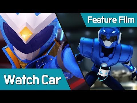 [Feature Film] RETURN OF THE WATCH MASK + Miniforce New Heroes Rise