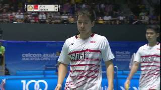 Video Celcom Axiata Malaysia Open 2017 | Badminton QF M2-MD | Li/Liu vs Gid/Suk MP3, 3GP, MP4, WEBM, AVI, FLV Juni 2019