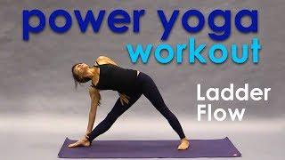 Video Power Yoga Workout ~ Ladder Flow MP3, 3GP, MP4, WEBM, AVI, FLV Maret 2018