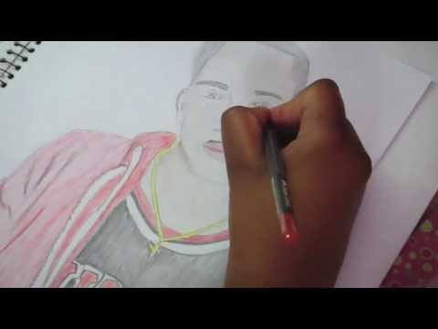 Adande - Hello world! Here is me drawing Adande Thorne from sWooZ1e! Like what I said in my previous sketching vid, I thought it would be boring if I showed you my lo...