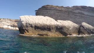 Bonifacio France  City new picture : Bonifacio Boat Tour - Corsica, France