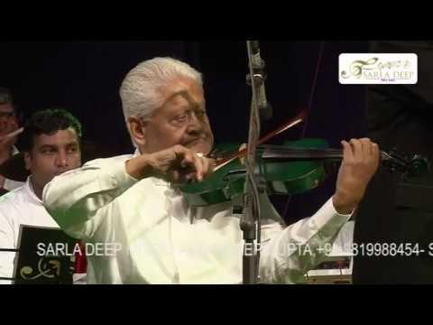 "Download PYARELALJI PLAYING the VOILIN.""Ek Pyar Ka Nagma Hai - Mukhtar & Sarita -JHILMIL SITARON KA AANGAN hd file 3gp hd mp4 download videos"