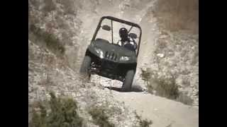 2. 2009 Arctic Cat Prowler XT 550 and XTZ 1000 EFI Test