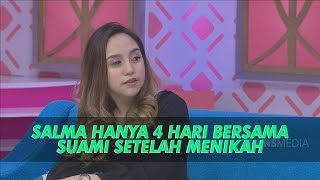 Download Video BROWNIS - Wah,Salmafina Hanya 4 Hari Bersama Dengan Taqy Malik Setelah Menikah  (9/7/19) Part 1 MP3 3GP MP4