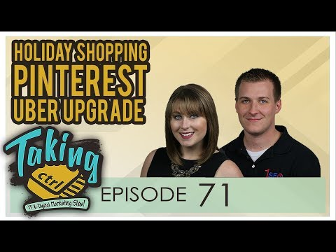 Taking CTRL Episode 71 - Are You Ready for Holiday Shopping?