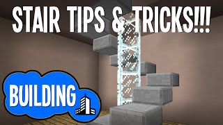 Stair Designs - Building Tips&Tricks