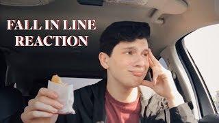 Video fall in line christina aguilera feat: demi lovato reaction MP3, 3GP, MP4, WEBM, AVI, FLV Juni 2018