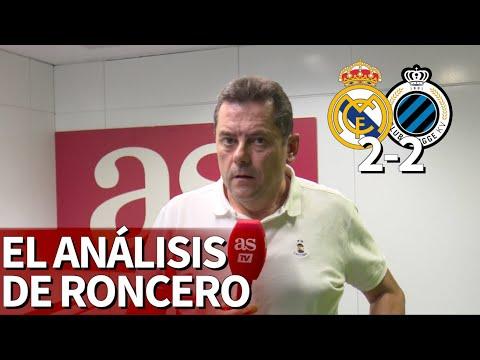 Real Madrid 2 Brujas 2  Roncero avisa a Hazard hasta 5 veces: