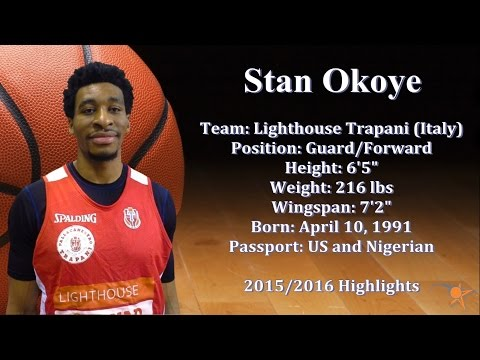 Stan Okoye Trapani Highlights