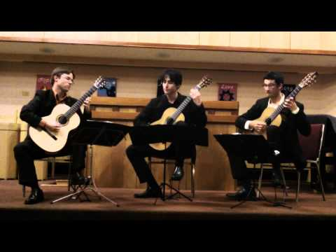 Victoria Guitar Trio 