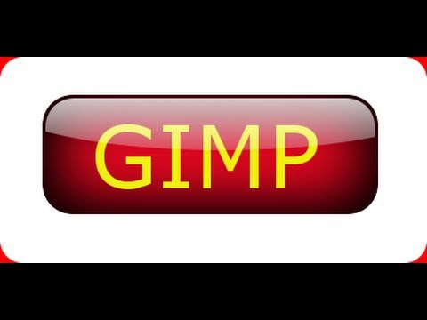 GIMP 2.6 tutorial for beginners – Shiny Glossy Button