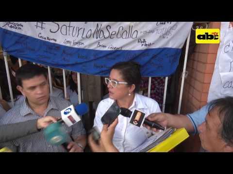 Estudiantes mantienen paro en el Colegio Saturio Rios