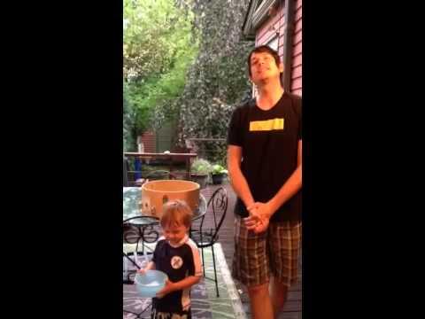 Glenn Kotche ALS ice bucket challenge