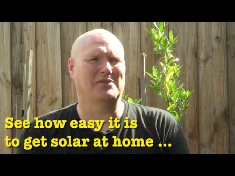 Moreland Council's Solar Panel Bulk Buy – Martin video