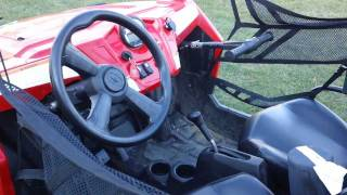 1. Review of the Ranger RZR 800 from Polaris