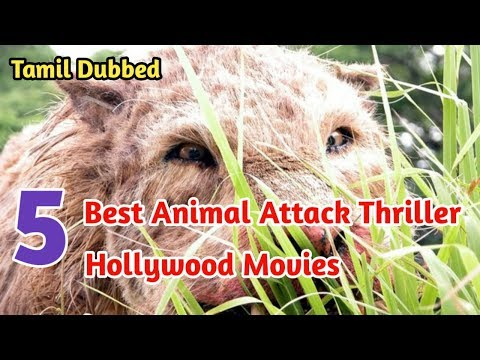 Best 5 Animal Attack Thiriller Movies || Tamil Dubbed Best Movies || Movies Machi