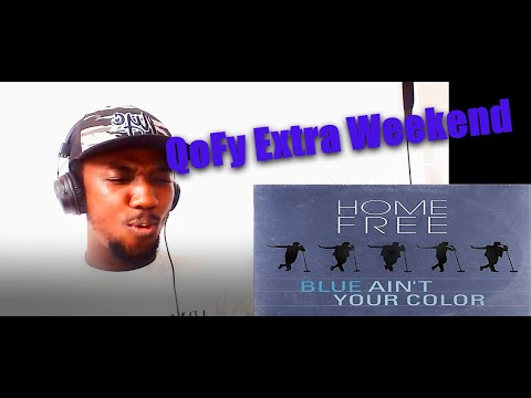 Keith Urban - Blue Ain't Your Color (Home Free) | REACTION **WEEKEND EXTRA **