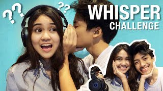 Video COUPLES WHISPER CHALLENGE!! MP3, 3GP, MP4, WEBM, AVI, FLV Juni 2019