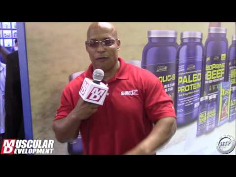 Shawn Ray Previews & Tours the 2016 Arnold Classic Brazil