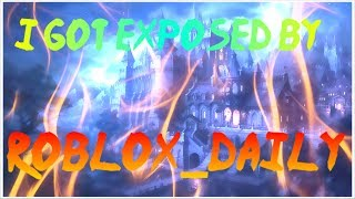 Get 20 likes in this video :D and I will expose him.
