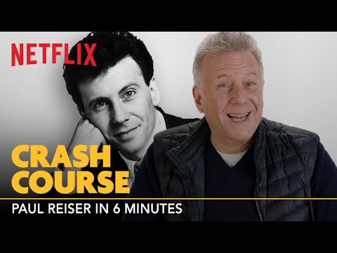 Paul Reiser's Big Acting Break Was a Complete Accident | Netflix