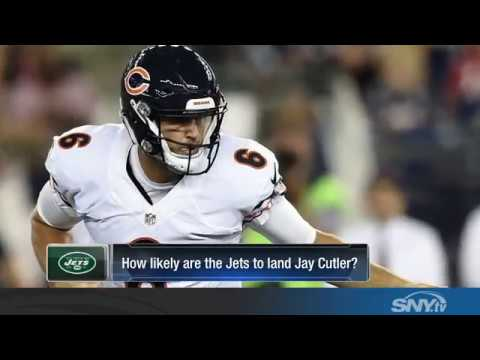 Video: Will Jay Cutler be the next QB of the New York Jets?