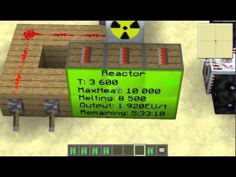 как взорвать ядерный реактор в майнкрафт #10