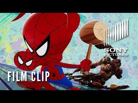 SPIDER-MAN: INTO THE SPIDER-VERSE Clip - Meet Spider-Ham