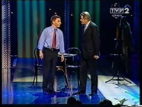 Kabaret Afera - Sensacje XX wieku: As wywiadu (gość: St. Mikulski)
