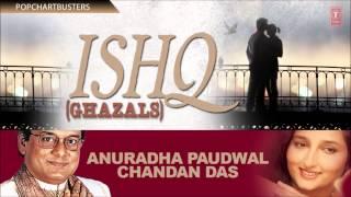 Rote Hain Teri Yaad Mein | Ishq (Ghazals) | Anuradha Paudwal, Chandan Das