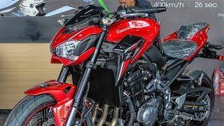 10. Kawasaki Z900 ABS 2018 màu đ� đep ngang ngửa Z1000 2018 - CuongMotor
