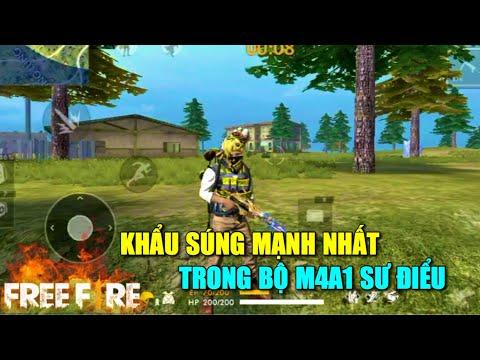 Free Fire | Súng Mạnh Nhất Trong Bộ Súng M4A1 Sư Điểu | Lão Gió - Thời lượng: 18:27.