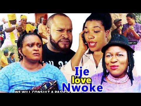 IJE LOVE NWOKE Season 3&4 - 2019 Latest Nigerian Nollywood Igbo Movie Full HD