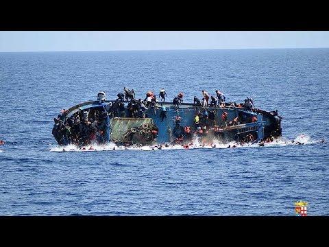 Ιταλία: Νέο ναυάγιο στην Μεσόγειο
