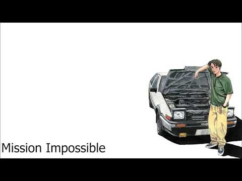 Initial D - Mission Impossible
