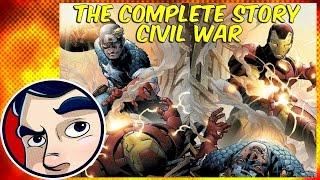 Video Civil War - The Complete Story MP3, 3GP, MP4, WEBM, AVI, FLV Juli 2018