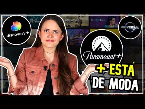 ¿Qué es Paramount+, Discovery +, Universal +? 🤔 NUEVAS PLATAFORMAS DE STREAMING | ANDRU★